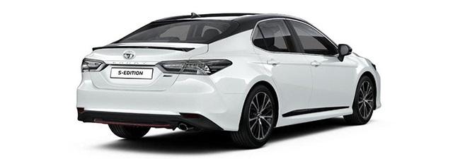 Khám phá Toyota Camry S-Edition 2020, giá từ 778 triệu đồng3