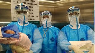 Hơn 60 thai phụ nghi và nhiễm Covid-19 sinh con khỏe mạnh