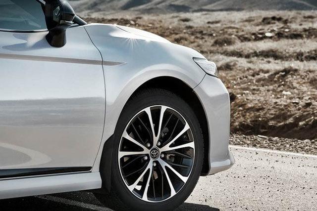 Khám phá Toyota Camry S-Edition 2020, giá từ 778 triệu đồng6