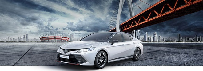 Khám phá Toyota Camry S-Edition 2020, giá từ 778 triệu đồng7