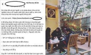 Quán cafe nổi tiếng Hà Nội bị tố 'vô văn hóa', thản nhiên tuyên bố không cần khách