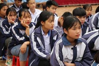 Đi học 1 ngày, học sinh ở Sơn La lại được cho nghỉ thêm 2 tuần
