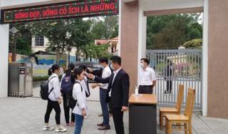 5 học sinh Thanh Hóa phải cách ly vì tiếp xúc với người về từ vùng dịch
