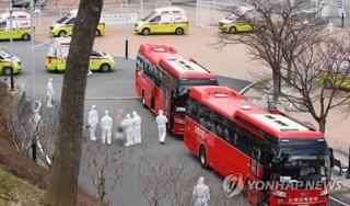 Hàn Quốc có tổng 5.186 người nhiễm Covid, số ca bệnh tăng lên từng giờ