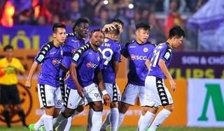 Hà Nội FC mất 3 trụ cột ở trận tiếp đón Nam Định