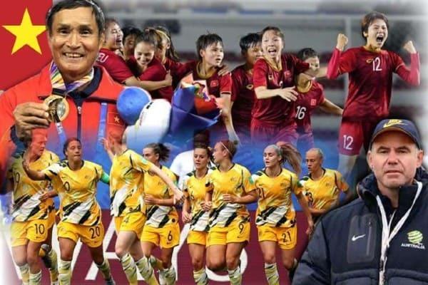HLV tuyển Australia xem nhẹ đội tuyển nữ Việt Nam