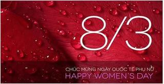 Những lời chúc ngày 8/3 cho khách hàng, đối tác là nữ hay nhất