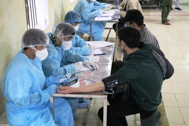 Ninh Bình đang cách ly 730 trường hợp về từ vùng dịch Covid-19