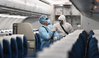 Tin tức trong ngày 6/3 mới nhất: TP.HCM đề nghị khử trùng toàn bộ chuyến bay