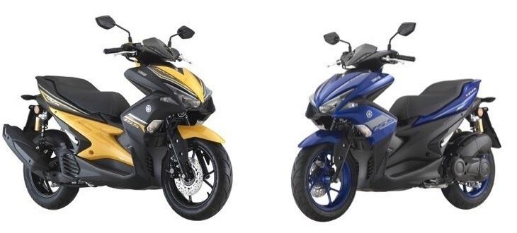 Hai mẫu xe tay ga của Yamaha giá hơn 40 triệu đồng