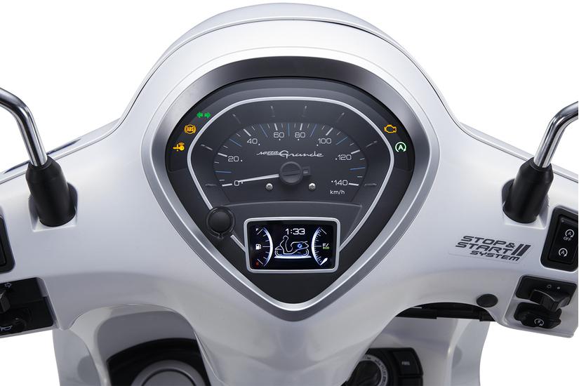 Hai mẫu xe tay ga của Yamaha giá hơn 40 triệu đồng6