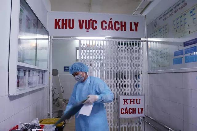 11583540891 8931 - Hải Phòng cách ly 2 người tiếp xúc gần với nữ bệnh nhân nhiễm Covid-19 ở Hà Nội