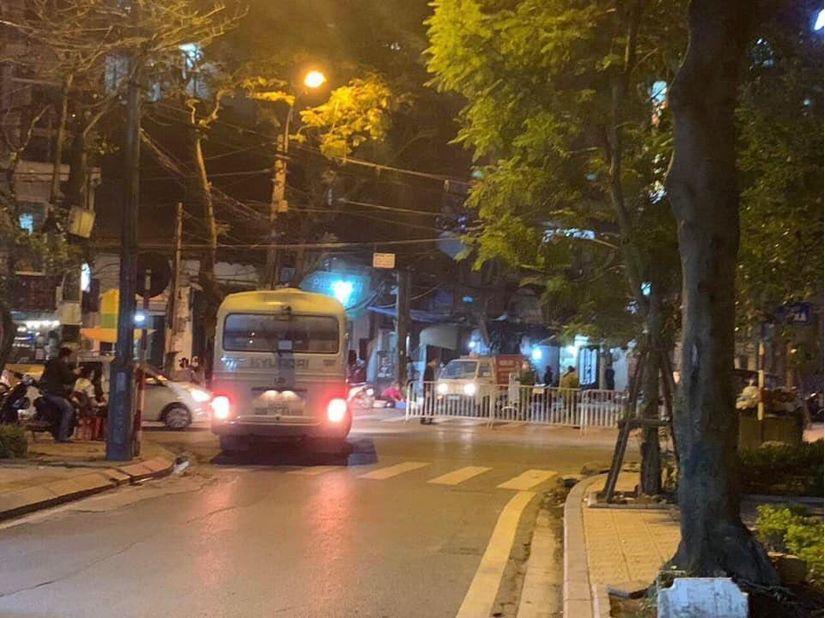 21583540942 8227 - Hải Phòng cách ly 2 người tiếp xúc gần với nữ bệnh nhân nhiễm Covid-19 ở Hà Nội