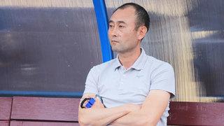 HLV Lee Tae Hoon thừa nhận HAGL thắng may mắn Than Quảng Ninh