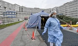 Số ca tử vong vì Covid-19 tại Ý tăng lên 233 người