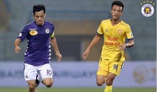 HLV Văn Sỹ tiết lộ lý do khiến CLB Nam Định bại trận trước Hà Nội FC