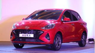 Khám phá Hyundai Aura giá gần 200 triệu đồng