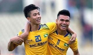 HLV SLNA nói lý do không để Phan Văn Đức ra sân từ đầu trận gặp Sài Gòn FC