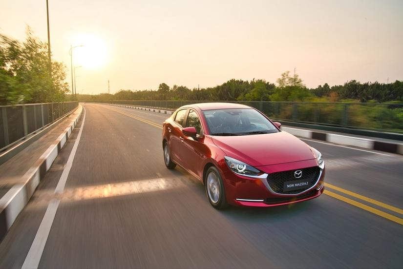 Mazda2 2020 đẹp long lanh, giá từ hơn 500 triệu đồng