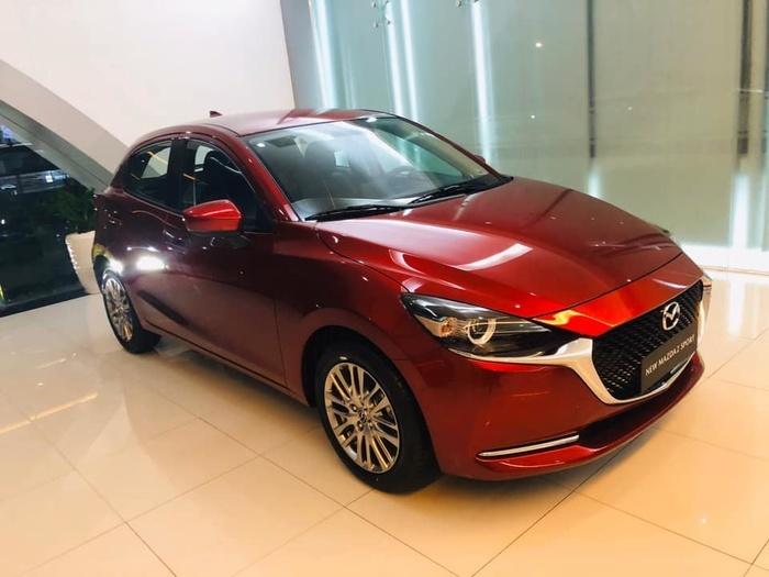 Mazda2 2020 đẹp long lanh, giá từ hơn 500 triệu đồng2