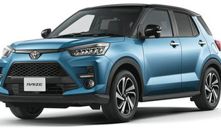 Toyota Raize giá rẻ, bán siêu chạy được trang bị những gì?