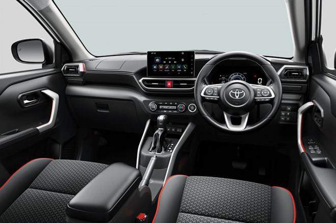 Toyota Raize giá rẻ, bán siêu chạy được trang bị những gì3