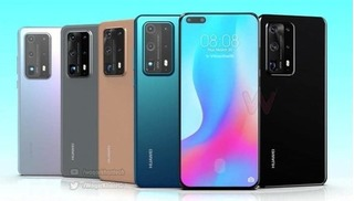 Huawei P40 Pro sẽ có 7 camera, zoom quang 10 lần và hỗ trợ 5G?