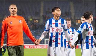 Cầu thủ SC Heerenveen tiết lộ về chấn thương của Đoàn Văn Hậu