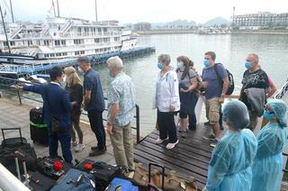 Hành trình di chuyển của bệnh nhân nhiễm Covid-19 số 31 và 33 tại Quảng Ninh