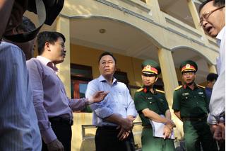 Quảng Nam đề nghị công bố dịch sau 2 ca nhiễm Covid-19