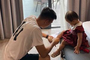 Dàn cầu thủ nổi tiếng Việt Nam chuẩn 'ông bố quốc dân'