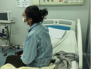 'Bệnh nhân số 17' nhiễm Covid-19 có biểu hiện viêm phổi rõ nét