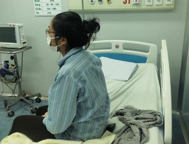 Biểu hiện bệnh cũng nặng hơn của ca bệnh thứ 17 ở Việt Nam