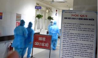 Nam Định: Cách ly một người từ nước ngoài về có biểu hiện sốt cao