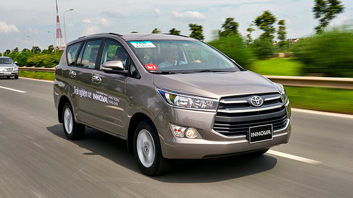 Top 5 mẫu ôtô bán chạy nhất Việt Nam tháng 2/2020