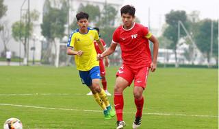 HLV Park dự khán, U19 Nam Định có trận đấu thất vọng trước U19 PVF
