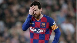 Tiền đạo Messi nguy cơ phải cách ly 14 ngày?