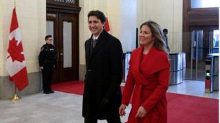Vợ Thủ tướng Canada Trudeau dương tính với Covid-19