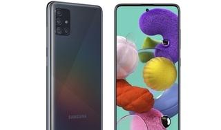 Doanh số SamSung Galaxy A51 đạt nửa triệu chiếc sau 2 tháng ra mắt