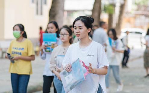 Vĩnh Phúc là tỉnh duy nhất cho học sinh các cấp đi học2