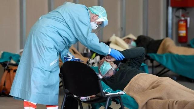 Ý tăng lên 1.266 người chết do Covid-19, tỷ lệ tử vong cao nhất thế giới