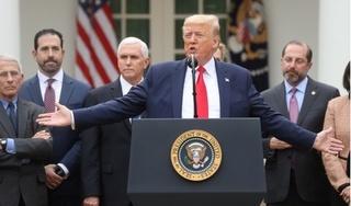 Tổng thống Donald Trump sẽ làm xét nghiệm Covid-19 dù khẳng định không có triệu chứng