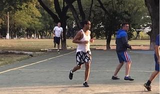 Ronaldinho tỏa sáng giúp đội nhà vô địch giải Futsal ở nhà tù Asuncion