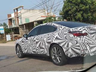 Mazda6 2020 ngụy trang kín đáo chạy thử tại Việt Nam