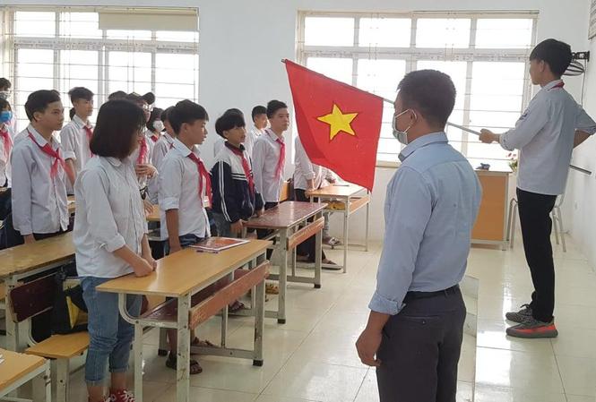 Sau 1 tuần đến trường, Vĩnh Phúc cho học sinh nghỉ để chống dịch Covid