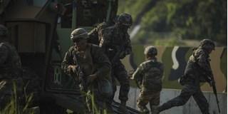 Lính thuỷ Mỹ đầu tiên bị nhiễm Covid-19