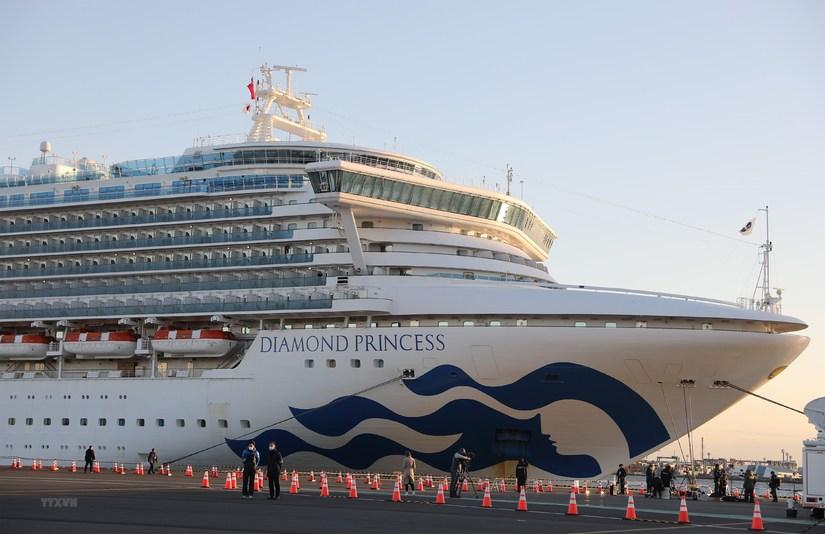Một du khách trên Diamond Princess bị tái nhiễm SARS-CoV-2