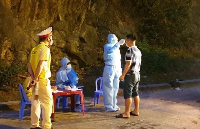 Đà Nẵng lập 7 chốt hoạt động 24/24h kiểm soát người ra vào thành phố