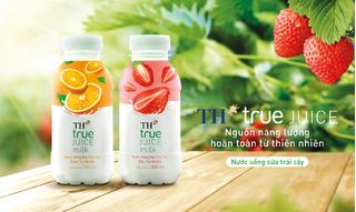 Nước uống sữa trái cây từ sữa tươi và trái cây tự nhiên: Năng lượng lành mạnh cho mọi hoạt động