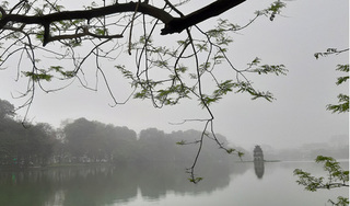 Dự báo thời tiết hôm nay 17/3/2020: Vùng núi phía Bắc chiều tối mai có mưa rào và dông